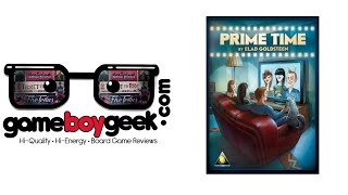 Prime Time Review with the Game Boy Geek
