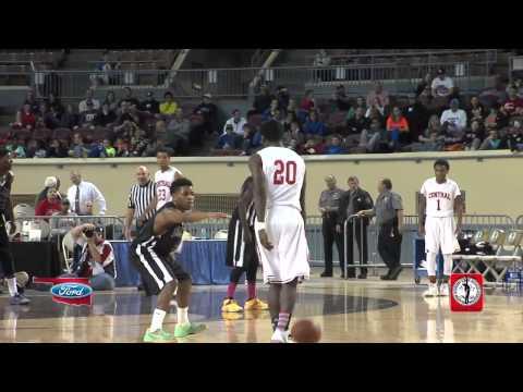 OSSAA 2015 Class 4A Basketball State Finals