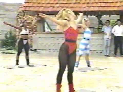 cuba rebeca martinez ejercicios aerobicos 2 youtube