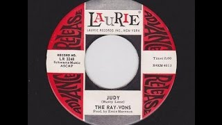 Judy The Rayvons  1964  Stereo Remix Tom Moulton  Video Steven Bogarat