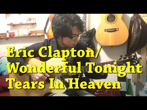 Download Tears In Heaven Eric Clapton Fingerstyle Tab MP3