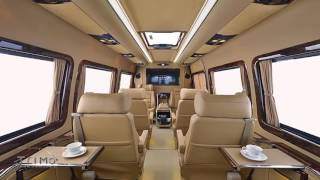 Mercedes-Benz Class V Luxe Interior !!!