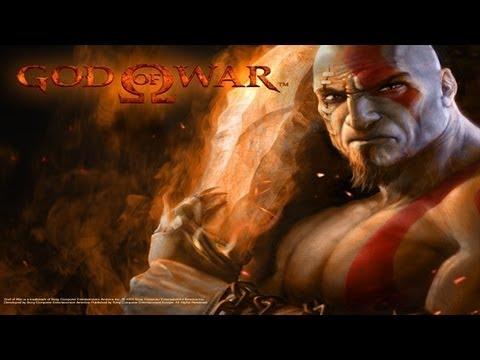 God Of War Walkthrough - Complete Game Movie