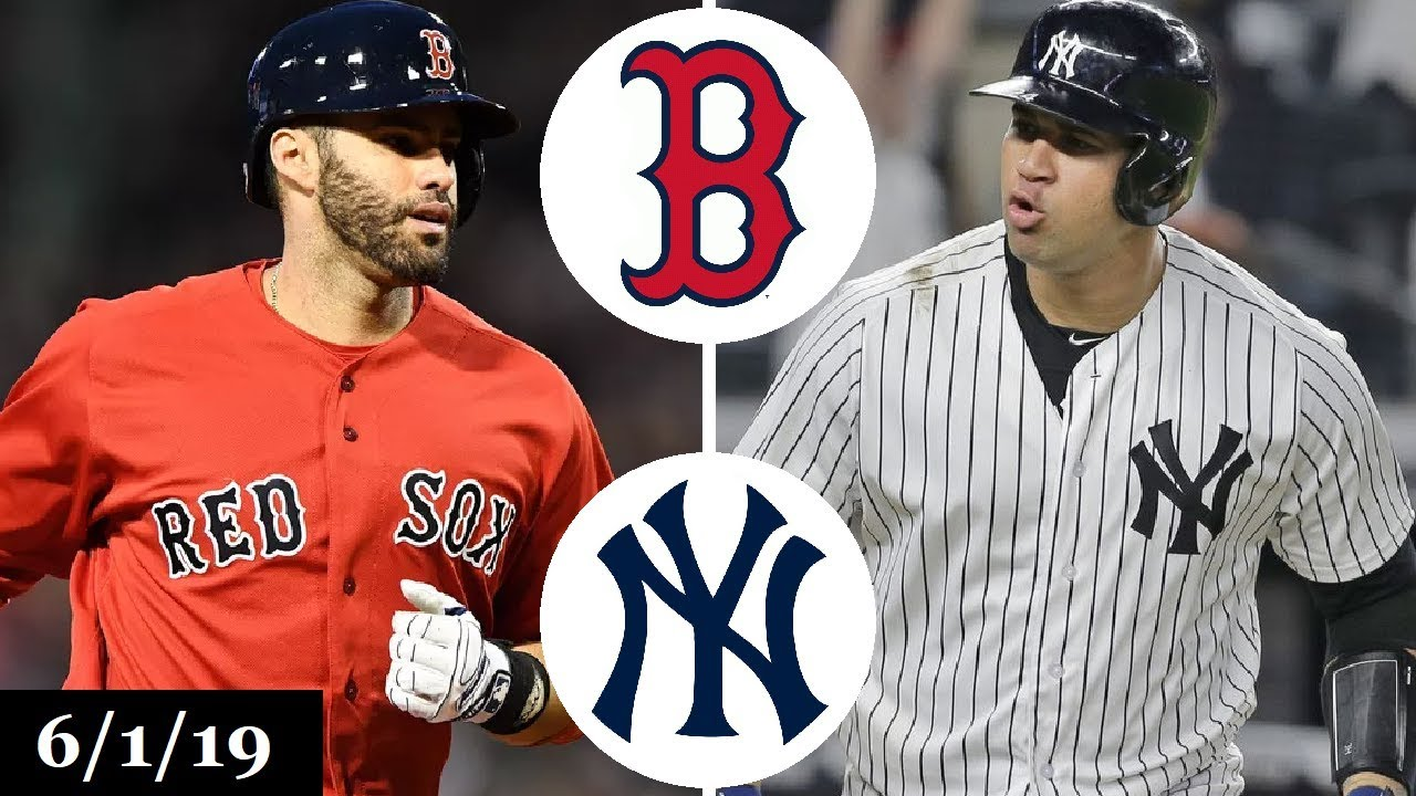 Boston Red Sox vs New York Yankees - Full Game Highlights
