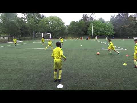 ECOLE DE FOOT - FC Nantes -  Passe Et Va