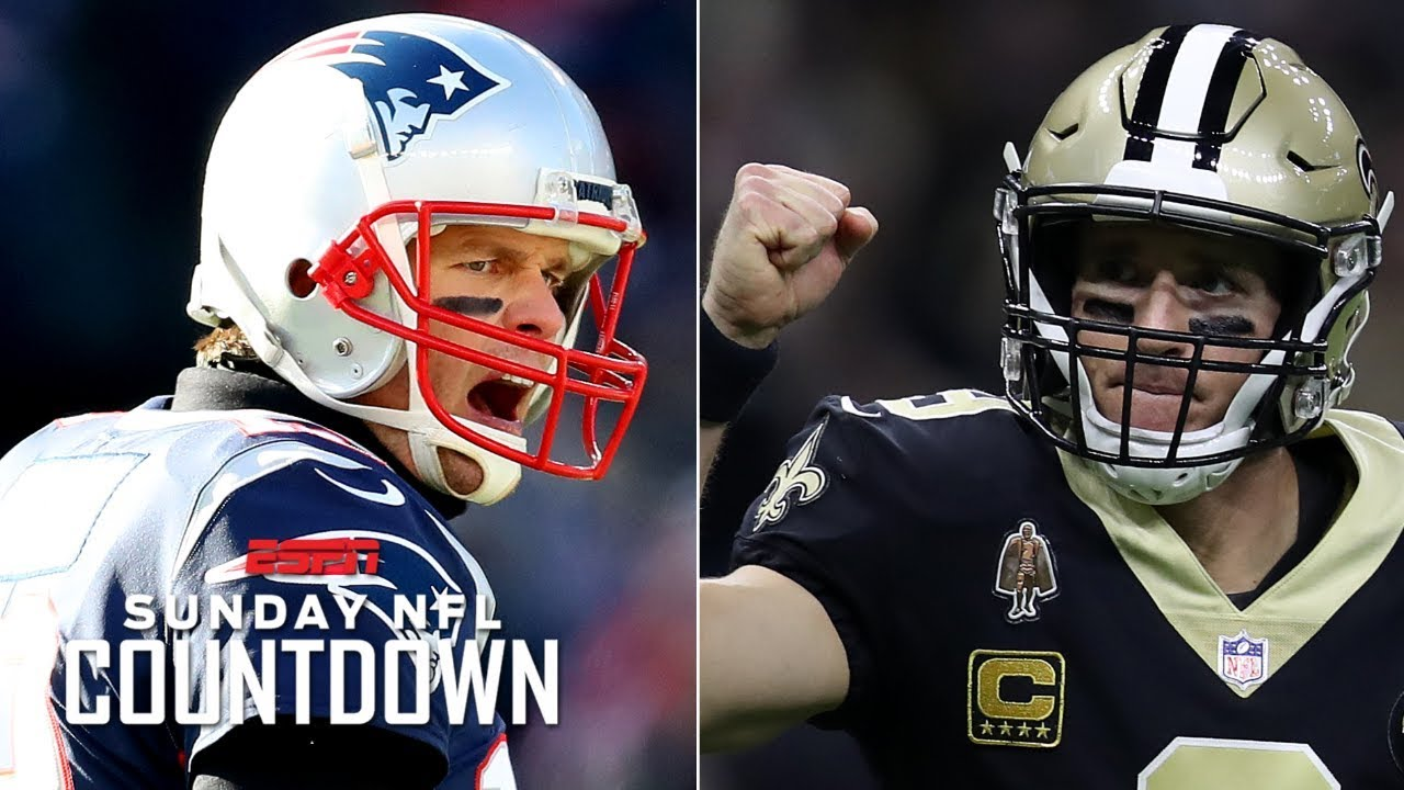 Rams-Saints, Patriots-Chiefs will be a race to 40 points - Charles Woodson | NFL Countdown