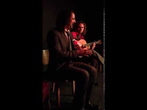 Flamenco Show in Toronto with Fernando Gallego and Dennis Duffin.