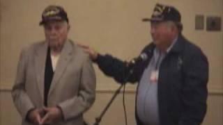 Video USS Indianapolis Survivors, Glen Morgan and LD Cox Entertain 2010.mpg download MP3, 3GP, MP4, WEBM, AVI, FLV Juli 2018