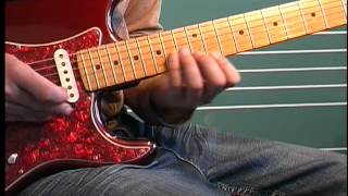 How To play Long Distance Runaround on guitar - part 2 by Adam Smith