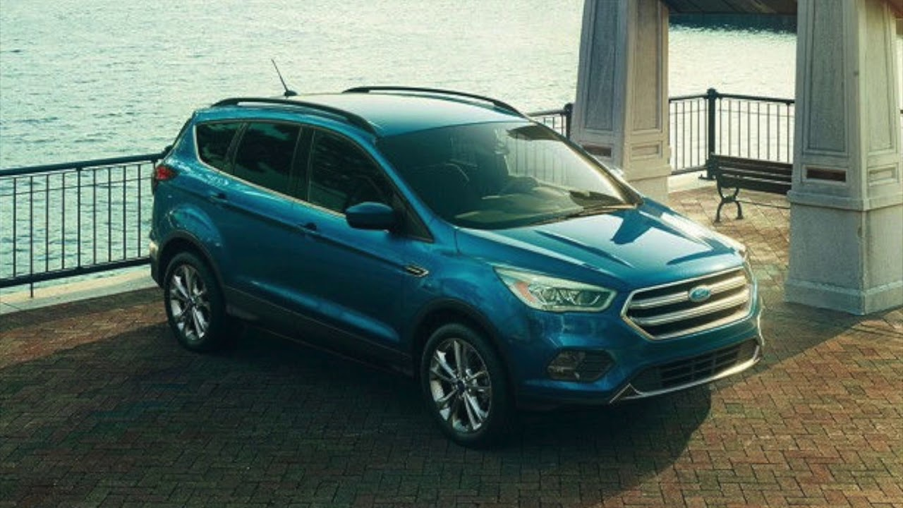 Ford Escape Kuga Suv India Features Launch Date Specification And