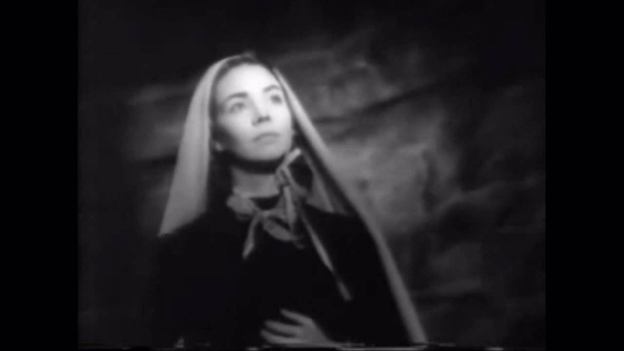 song of bernadette youtube