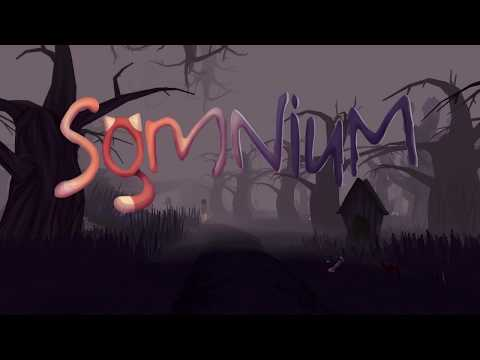 Somnium, 2nd year project, 2017