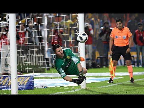 La definición por penales de Rosario Central 1 (4) - Gimnasia LP 1 (1)