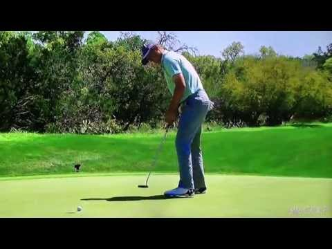 Jordan Spieth - Putting Technique Analysis (March 2015)