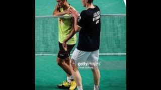 Viktor Axelsen Wins Against Lin Dan - Australian Open 2015