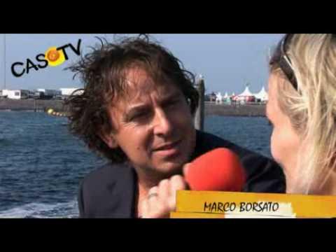 CAS TV 2009: Interview met Marco Borsato tijdens Concert At SEA