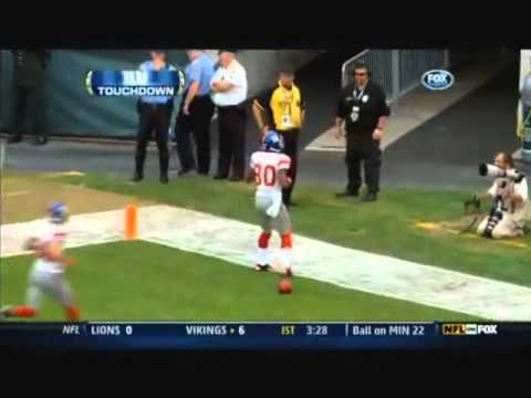 Victor Cruz Salsa Highlights
