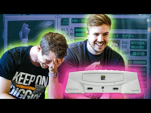 Thumbnail: Testing Apple's FORGOTTEN GAME CONSOLE from 1996!