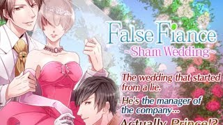 False Fiance : Free Otome Game Android Gameplay ᴴᴰ