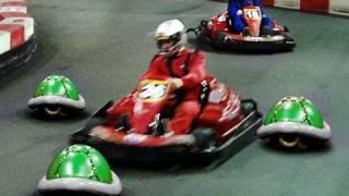 Real Life Mario Kart!