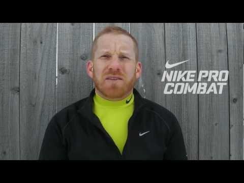 Nike Pro Combat Hyperwarm Dri-FIT MAX Compression Shorts