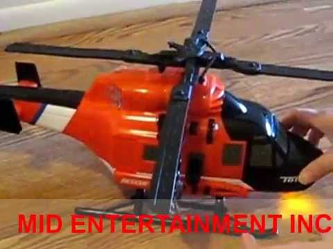 HOW TO PLAY THE TONKA RESCUE HELICOPTER