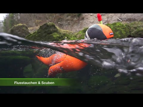 Atlantis Qualidive - Flusstauchen und Scuben an der Traun
