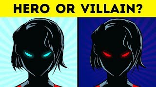Are You a Villain or a Hero? MP3