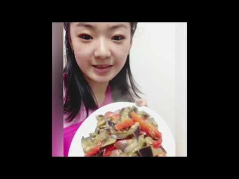 VLOG:Готовлю корейский салат- Кадича