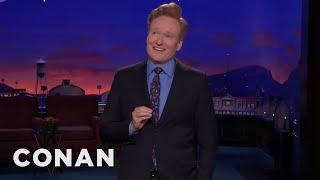 Conan's 4,000th Monologue  - CONAN on TBS