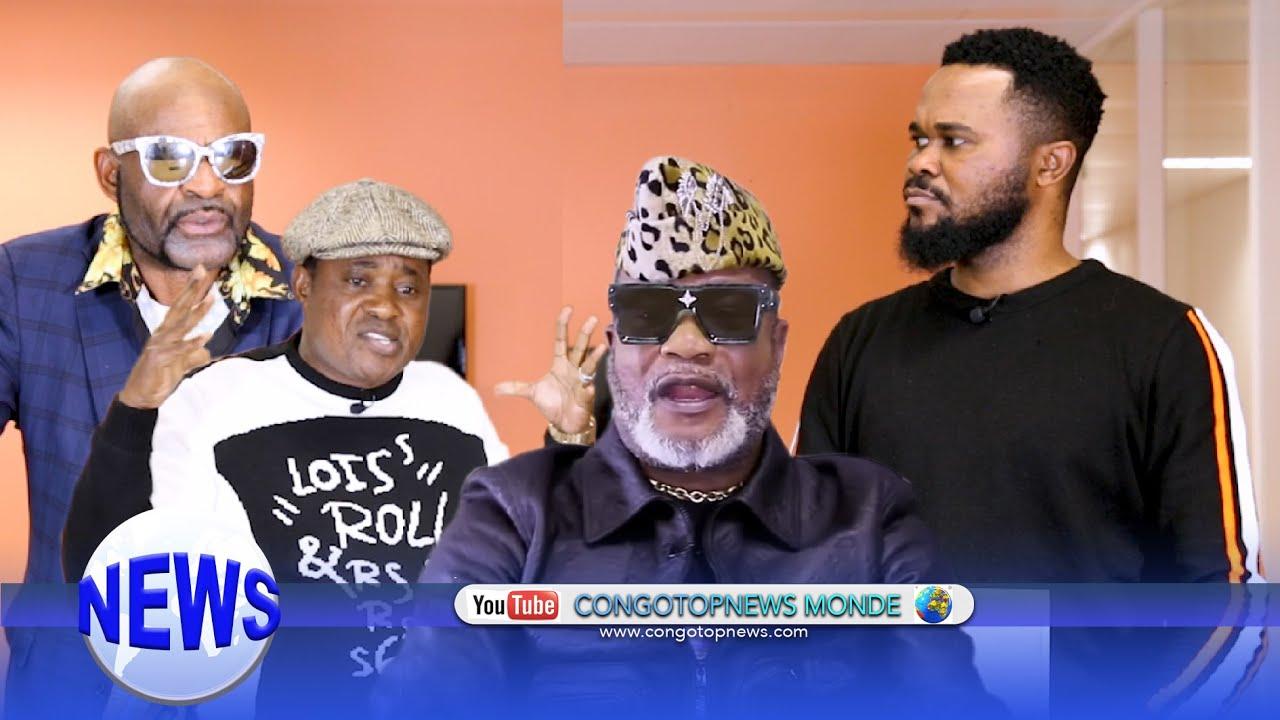 Download Le clan KOFFI OLOMIDE réplique sur les accusations d'ARCHEVÊQUE LOBOBO & COMBATTANTS Concert Annulé
