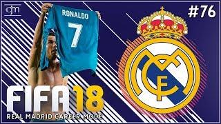 FIFA 18 Real Madrid Career Mode: Inter Milan & Atlético Madrid #76 (Bahasa Indonesia)