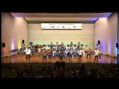 【柳川高校吹奏楽部】 柳川高等学校校歌posted by Benardinolv
