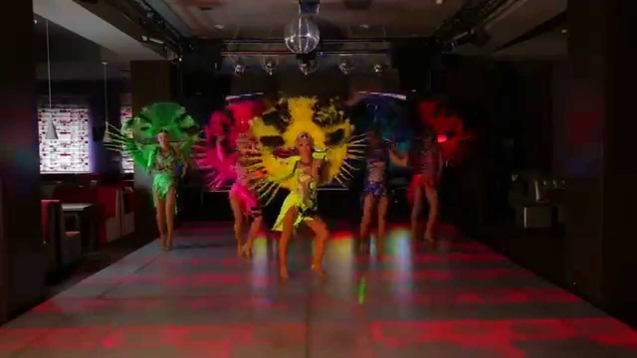 ЗАЖИГАТЕЛЬНАЯ БРАЗИЛИЯ - Шоу балет ИНДИГО Астана +7 777 ...