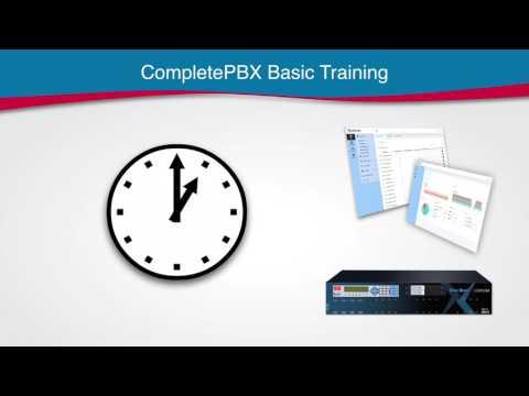 PBX software - CPBX training introduction, Virtual PBX free training online