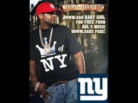 We Fly High (New York Giants Remix) - Jim Jones