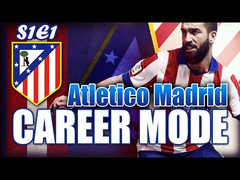 FIFA 15 Career Mode - NEW FACES IN, OLD FACES OUT! - Atletico Madrid Career Mode S1E1