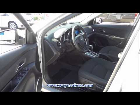 USED 2012 CHEVROLET CRUZE LT 1FL for sale at Wayne Akers Ford #Z850161