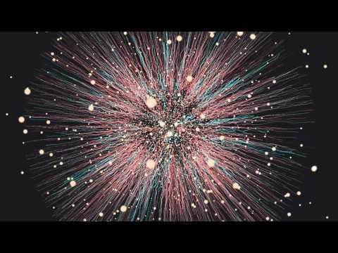 The big bang-Motion Graphic