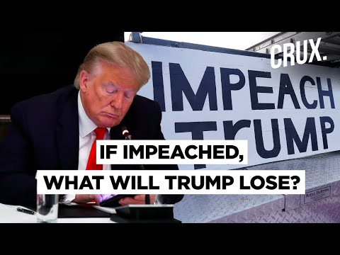 Capitol Hill Violence | What Does A Second Impeachment Mean For Donald Trump?