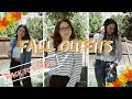 Cute Fall Outfits: BACK TO SCHOOL