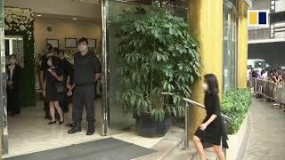 Live: Stanley Ho Memorial In Hong Kong