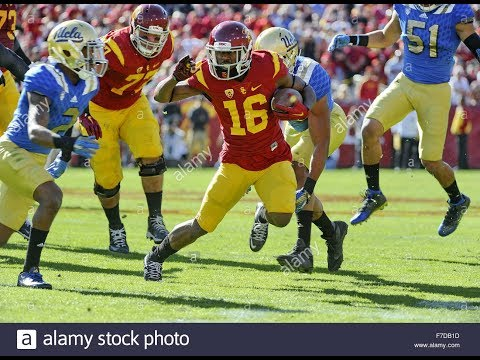 USC Trojans / Dominic Davis moves from Running Back to Defensive Back