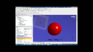 Видеоурок CADFEM VL1503 - Определение параметров механики разрушения в ANSYS Mechanical