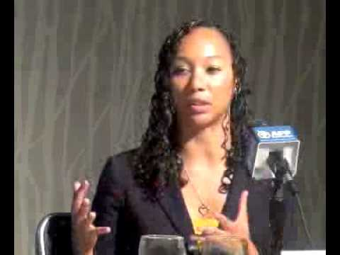 Francesca Chambers at AFP forum on media bias