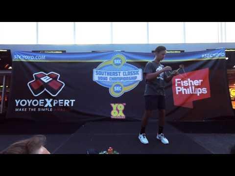 Gavin Lambert  8th  1A Finals  SEC 2017