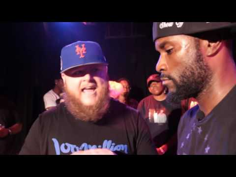 BIGG K VS SHOWOFF RAP BATTLE