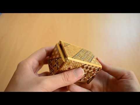 japanese secret box