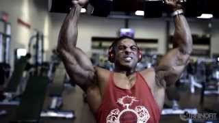 henri pierre Ano from nutrabolics training video motivation