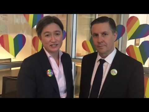 Enrol to vote for marriage equality